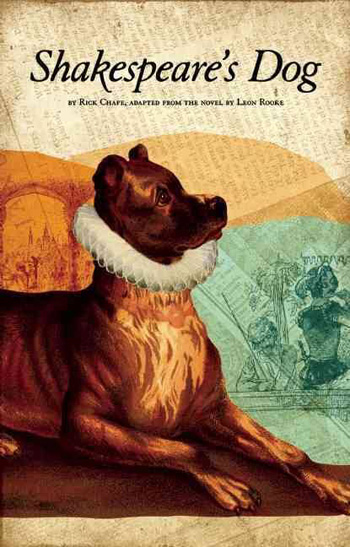 Leon Rooke. Shakespeare's Dog